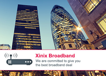 Broadband-Banner